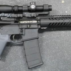 Curtis Tactical AR15 Integral Suppressor