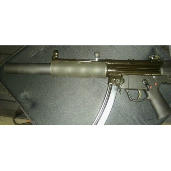 Curtis Tactical MP5SD