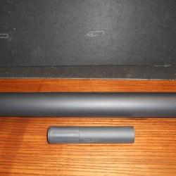 Curtis Tactical CT9KS coaxial Subgun Suppressor